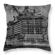 Regal Princess Hamilton Throw Pillow