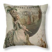 Regency Rapture Throw Pillow