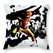 Reggie Bush Up And Over Throw Pillow