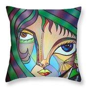 Regina Throw Pillow