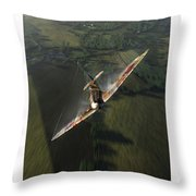 Reginalds Dream Throw Pillow