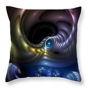 Reincarnation - The Quandary Throw Pillow