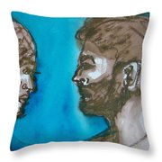 Relationship Bully Throw Pillow