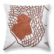 Release - Tile Throw Pillow