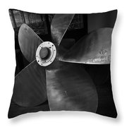 Relent Throw Pillow