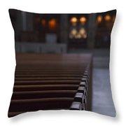 Religion Throw Pillow