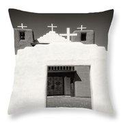 Religious Fronts Throw Pillow