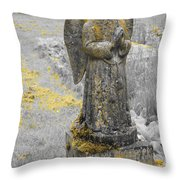 Remember Before God Vi Throw Pillow