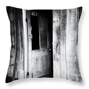 Remember The Past Throw Pillow