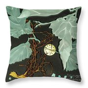 Remembrance Iv Throw Pillow