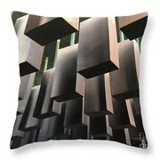 Remembering Iv Throw Pillow