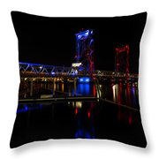 Remembering Paris 2015 Throw Pillow