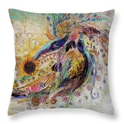 Remembering Safed Throw Pillow