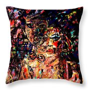 Remembering You Throw Pillow