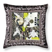 Remembrance IIi Throw Pillow
