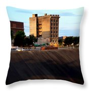 Remodel Throw Pillow