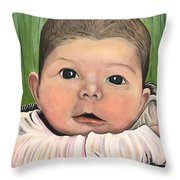 Remy Throw Pillow
