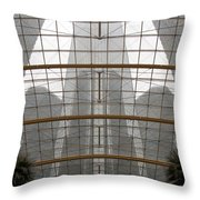 Rencen From Within Throw Pillow