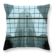 Rencen Inside Out Throw Pillow