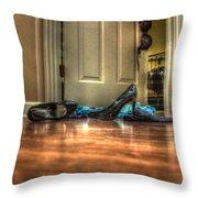 Rendezvous Do Not Disturb 05 Throw Pillow