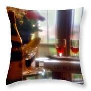 Rendezvous Throw Pillow
