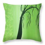 Renewing Throw Pillow
