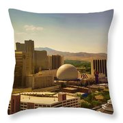 Reno Throw Pillow