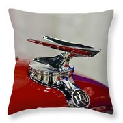 Reo Pickup Throw Pillow