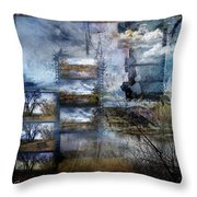 Replay The Moment Throw Pillow