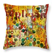 Replevin Throw Pillow