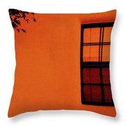 Residential Style Throw Pillow