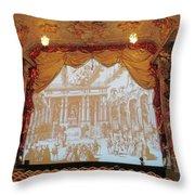 Residenz Theatre 1 Throw Pillow