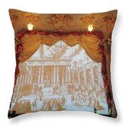 Residenz Theatre 3 Throw Pillow