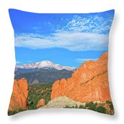 Resplendent In Every Respect Throw Pillow