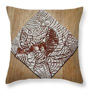 Responses - Tile Throw Pillow