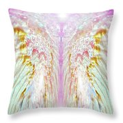 Ressurrection Of Love Throw Pillow