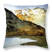 Rest And Be Thankful Pass Throw Pillow