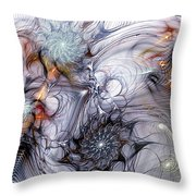 Restive Throw Pillow