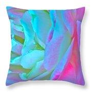 Restless Romantic Throw Pillow