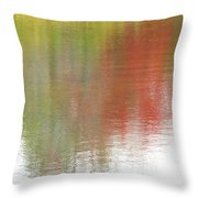 Rested And Restored Throw Pillow