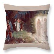 Resurrection Morn  Throw Pillow