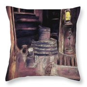 Retirement Home Throw Pillow