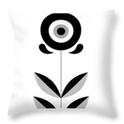 Retro Nordic Throw Pillow