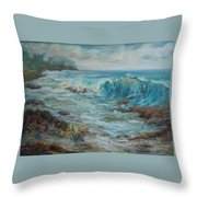 Return To Innocence Throw Pillow