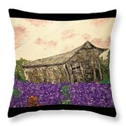 Return To Serenity Throw Pillow