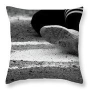 Returning Home Throw Pillow