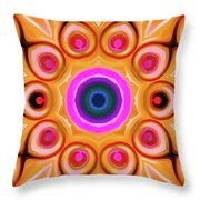 Reunion Throw Pillow