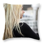 Revasse Throw Pillow