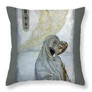 Reveal Throw Pillow