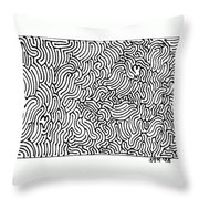 Revelation Throw Pillow